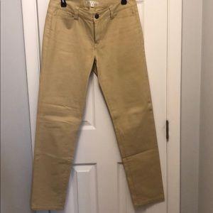 CAbi Chamois skinny jeans